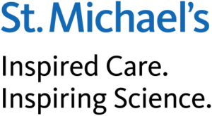St Michael's hospital logo